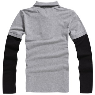 Long Sleeve Two Color Shirts | Is Shirt