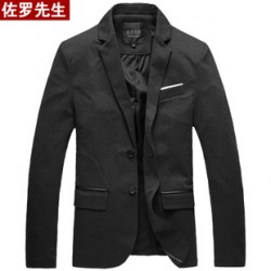 [SQ Man]Men's fall 2013 new wave slim casual suit jacket