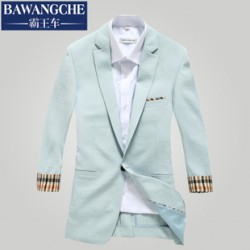 [SQ Man]summer men's slim cropped sleeves suit,short sleeve suit,men casual suits