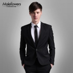 [SQ Man]male summer slim suit,men's tidal leisure suits