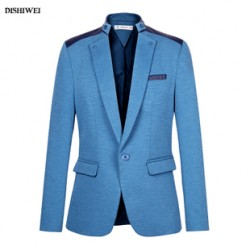 [SQ Man]leisure suit coat for men,slim fit Men's suit jacket