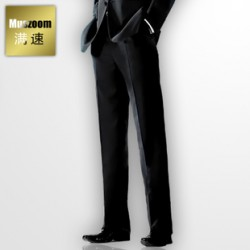 [SQ Man]men's pants slim fit suit business casual trousers