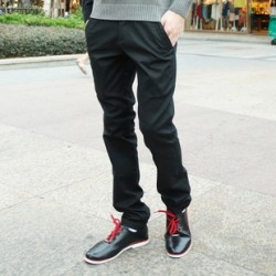 [SQ Man]2013 autumn leisure trousers new students trousers,casual men's slim fit pants