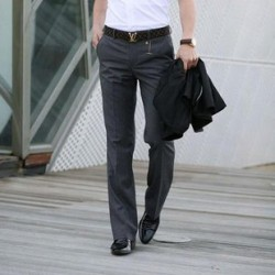 [SQ Man]2013 new men's trousers for boys and summer suits leisure tide pants