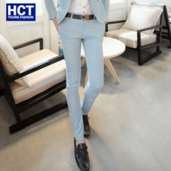 [SQ Man]new in spring and summer men's leisure trousers