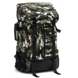 [SQ Man]Visit cotton, Camo canvas shoulder bag Korean wave, men s bags trends boys Backpack Backpack men
