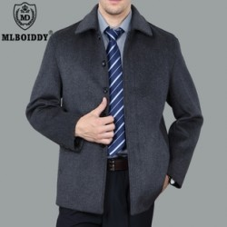 [SQ Man]MLBOIDDY, elderly men in fall/winter jacket coat men''s jacket thick fleece jacket men''s casual